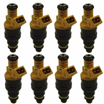 New Set(8) Fuel Injectors for Ford 4.6 5.0 5.4 5.8 Replaces 0280150943