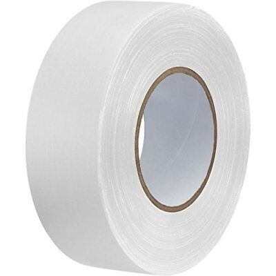 White Self Adhesive Super Strong Cloth Gaffer/gaffa Tape Waterproof 50Mmx 50M