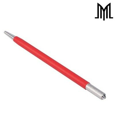 LINER Microblading Pen - Manual Microblade Needle Holder - Lightweight Slim Grip