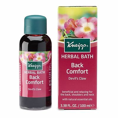 Kneipp Devils Claw Back Comfort Herbal Bath 100ml