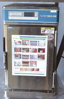 Used Alto-Shaam Halo Heat Cooking Hold Oven with stand 500-TH/III Free Shipping!