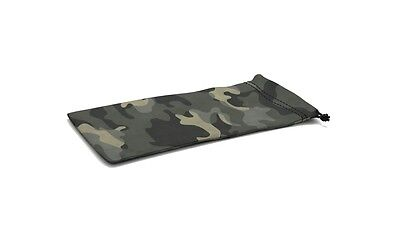 Oakley Camouflage Camo Microbag Storage Cleaning Bag, Sunglasses Case Microfiber