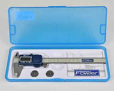 Fowler 54-101-150-2 Digital Calipers Xtra-Value Cal Electronic Caliper Stainless