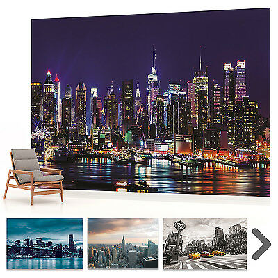 WALL MURAL PHOTO WALLPAPER PICTURE New York City Urban Brooklyn Bridge VE
