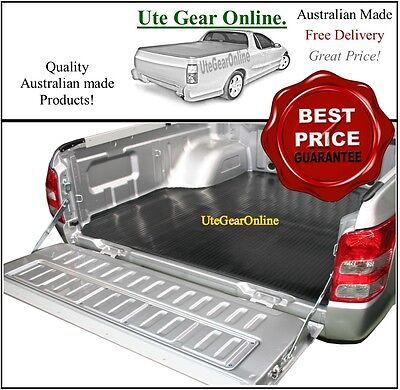 Nissan Navara Dual Cab NP300 ( D23 ) July 2015 to Current Rubber Ute Mat