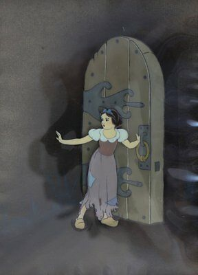 Walt Disney Animation Original Cel Snow White & The Seven Dwarfs, 1937