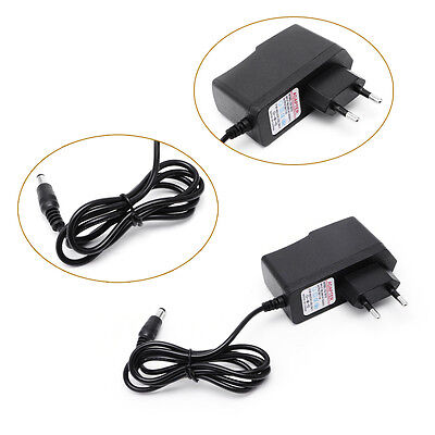 New AC Converter Adapter DC 3V 1A Power Supply Charger EU Plug 5.5mm x 2.1mm