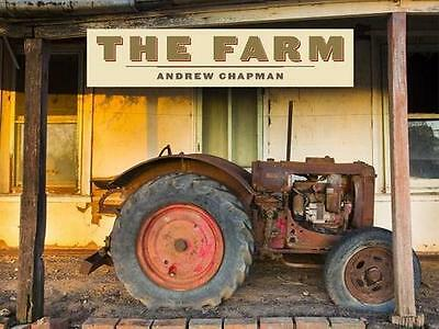NEW The Farm By Andrew Chapman Hardcover Free Shipping