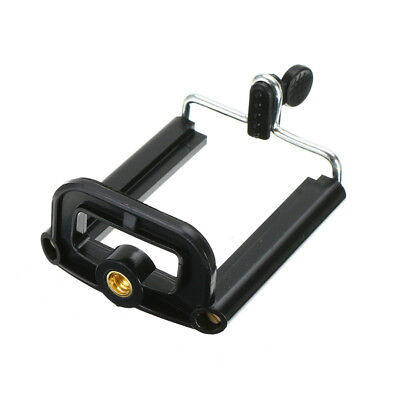 Camera Stand Clip Tripod Monopod Holder Mount Adapter For iPhone Cell Phone