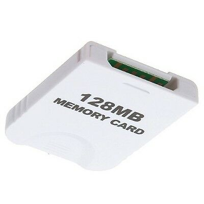 MEMORY CARD MEMORY FOR Nintendo WII GAMECUBE 128 MB 128M NGC MO 2043 Blocks
