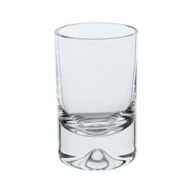 Dartington Crystal Dimple Shot Glasses - Set of 2