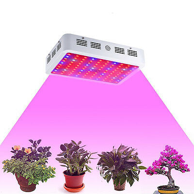 1200W LED Grow Light Two Chips Full Spectrum for Hydroponic Medical Garden Plant