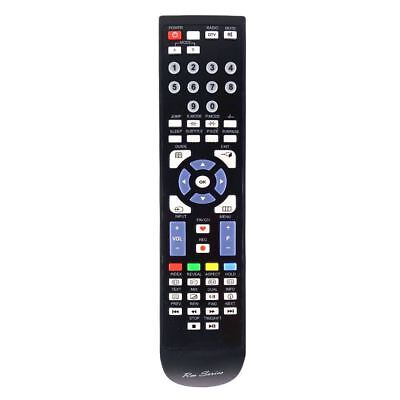 *NEW* RM-Series Replacement TV Remote Control for Bush BLED22FHDL8