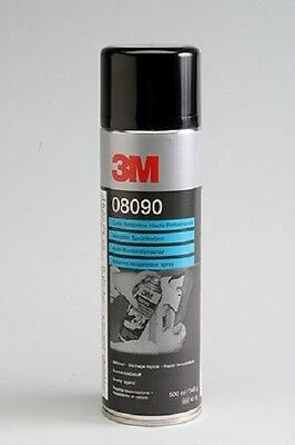 3M 08090 Colle Neoprene Haute Performance Aerosol 500 ml