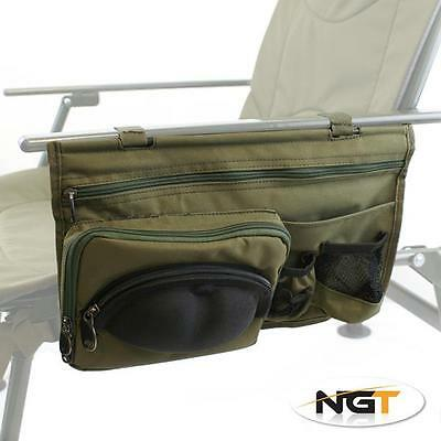 NGT Carp Fishing Tackle Bedchair / Chair Organiser (373)