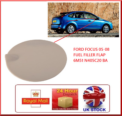 Brand New Ford Focus Petrol Fuel Cap Cover Flap BM51-N405A02-AA
