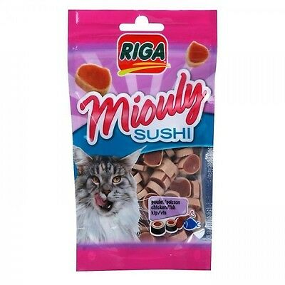 RIGA miouly poulet poisson CHATS