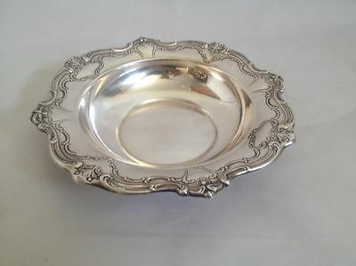 Gorham Chantilly Duchess Sterling Silver Bowl # 739