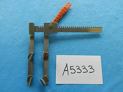 V. Mueller Surgical Sternal Spreader W/Double Blades CH8600-22  NEW!!