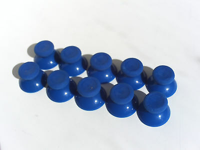 10 NEW Analog Thumbstick Thumb Stick Replacement for XBOX One Controller Blue
