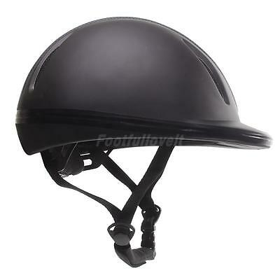 Breathable Vented Western Riding Safety Low Profile Horse Helmet Protector
