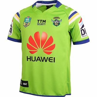 Canberra Raiders 2016 NRL Home Jersey Select Size S-3XL BNWT