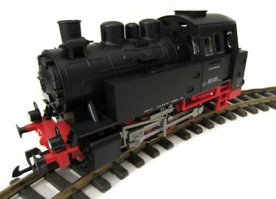 Piko steam locomotive BR 80,analogue with Sound module and Steam generator,