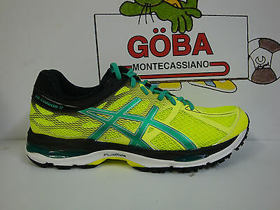 ASICS GEL CUMULUS 17 flash yellow/pine/black