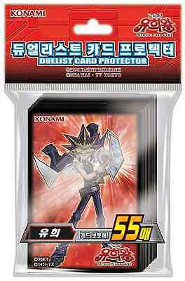 "Yu-Gi-Oh Duelist Card Sleeves(55pcs) ""Muto Yugi"" / Korean"