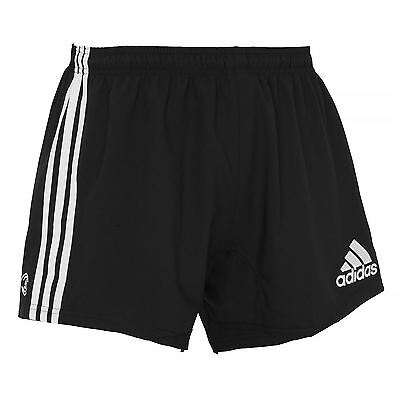 adidas 3 Stripe Rugby Shorts 305665~Mens~Training~SIZES XS, SML, XL, XXL ONLY