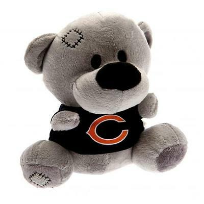 Chicago Bears NFL Timmy Bear Soft Toy Team Mascot