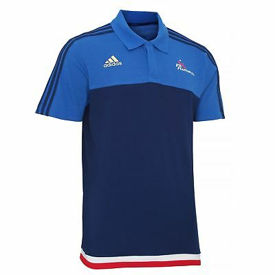 adidas French Federation Handball Anthem Polo shirt AA3599~Mens~XS TO L Only~