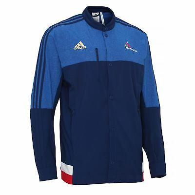 adidas French Federation Handball Jacket AA3598~Mens~UK 2XS TO 2XL Only