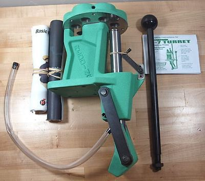 Redding T-7 Turret Reloading Press-(67000) NEW-no Factory Box