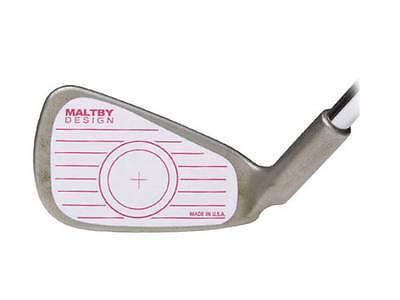 9/ 12/ 15Pk Golf Oversize Iron Irons Impact Marking Label Labels Decal Decals