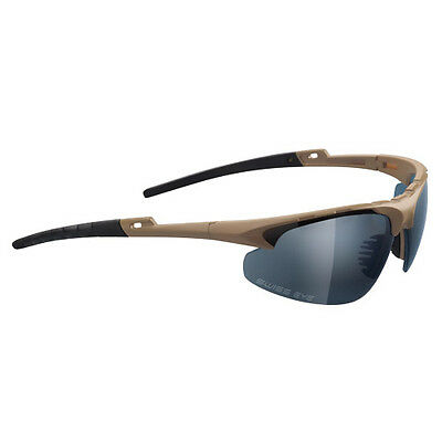 Swiss Eye Apache Tactical Spectacles Protective Shooting Sunglasses Coyote Frame