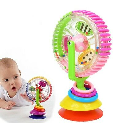 Newborn Baby Boy Juguetes Wheel Ferris Brinquedo Stroller High Chair Rattles Toy