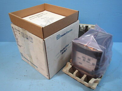 NEW Basler Electric BE1-47N Voltage Phase Sequence E3F D1P D2S3F Solid NIB