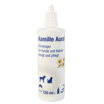 Albrecht Chamomile ear cleaner 120 ml for Dogs and Cats