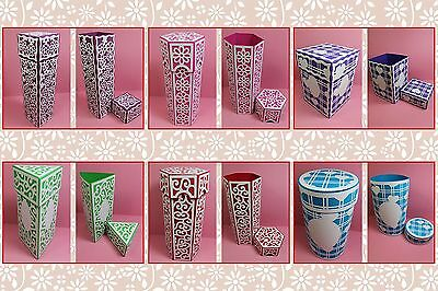 Brother ScanNCut Tall gift box templates CD1049
