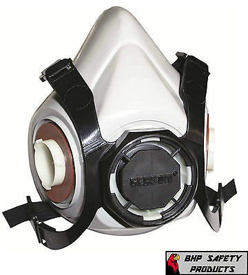 Gerson 9100 Reusable Half Mask Respirator Size Small (Mask Only)