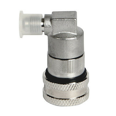 Homebrew Ball Lock Liquid Disconnect - Stainless Steel - Threaded - Draft Beer