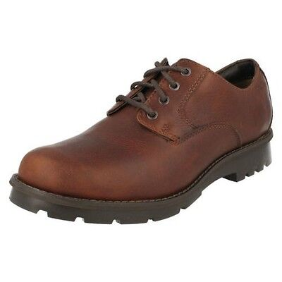 Mens Clarks Lace Up Shoes Scotby Way