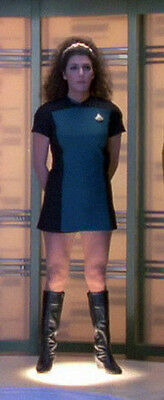 Star Trek Next Generation, Mens & Woman's Skant Uniform Patterns