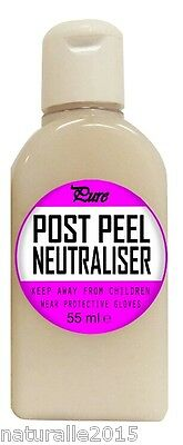 Chemical Peel Neutraliser Post Peel Neutraliser 55ml - 1000ml