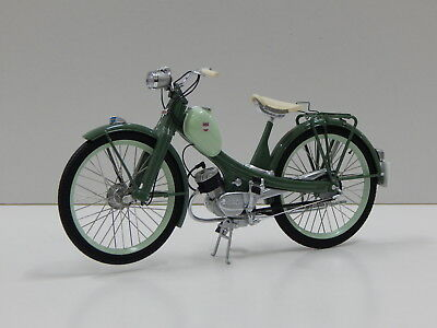 1:10 NSU Quickly N - Motorised Pushbike (Green) Schuco 45 066 2500