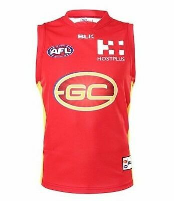 Gold Coast Suns AFL Home Guernsey 'Select Size' S-7XL BNWT6