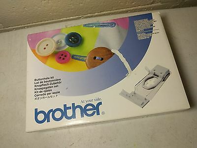 """Brother"" Decorative Buttonhole Kit ULT 3000 Series Model SA-BHK2004 - New"
