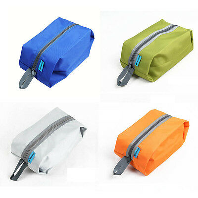 Waterproof Portable Women Travel Cosmetic Pouch Makeup Wash Storage Travel Kits
