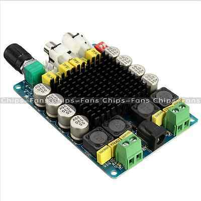 TDA7498 Dual-Channel Class 2X100W Audio Stereo Amplifier Board Component Power C